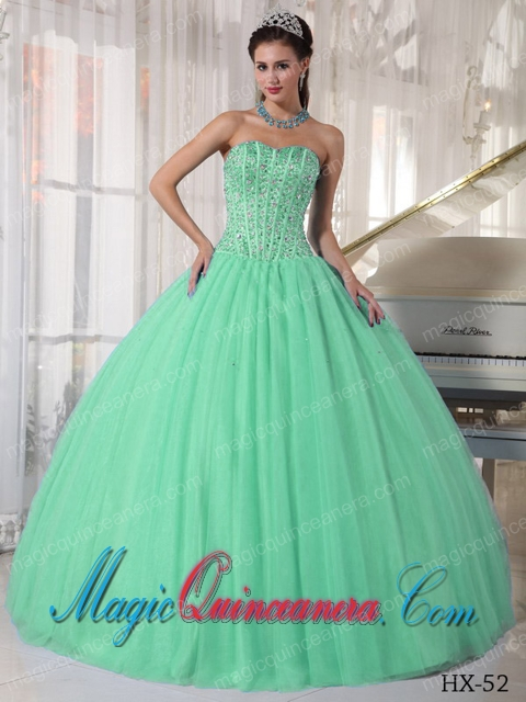 Discount,Under 200 2017 Apple Green Quinceanera Dresses