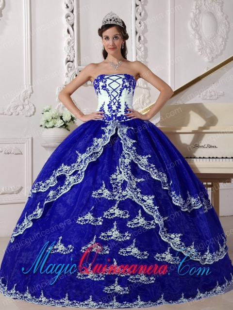 Blue Quinceanera Dresses | Blue 15 Dresses - Magic Quinceanera