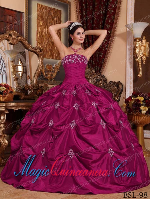 Fuchsia Quinceanera Dresses | Fuchsia 15 Dresses - Magic Quinceanera
