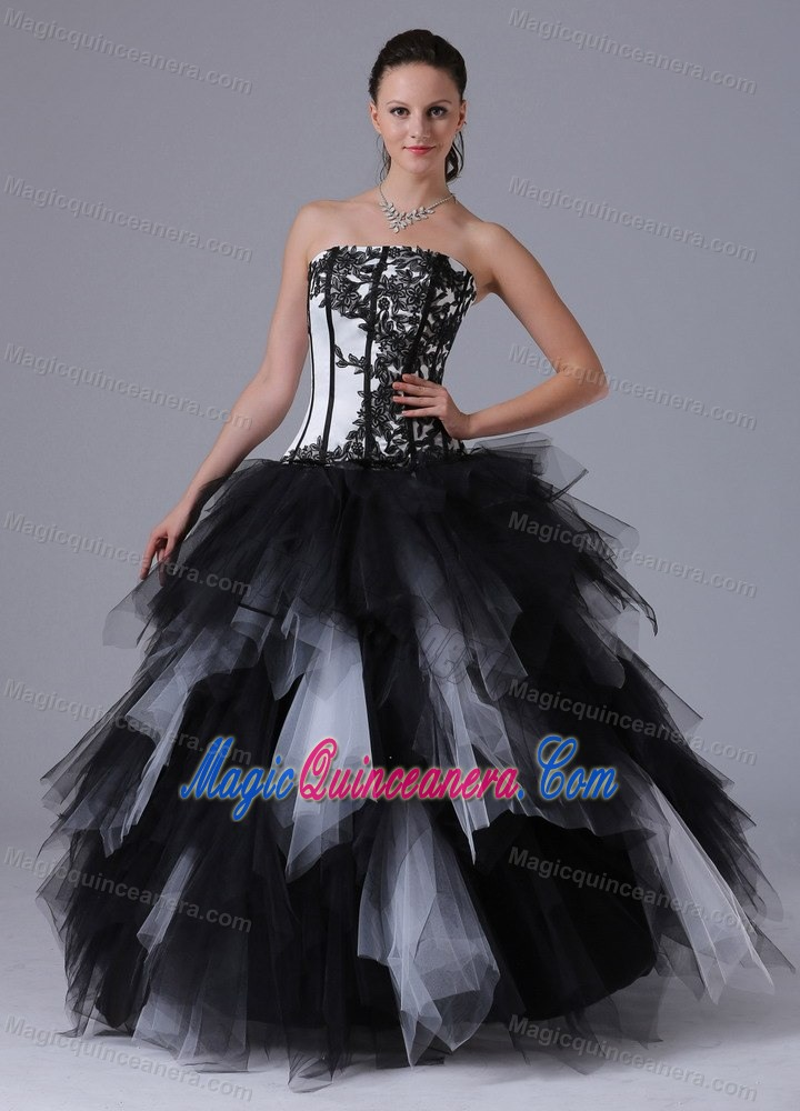 Sweet 16 Dresses Strapless