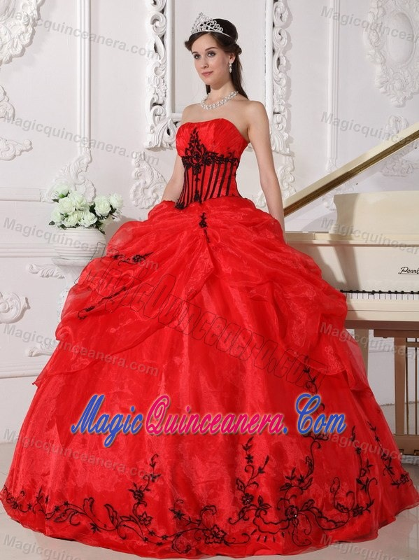 Wine Red Quinceanera Dresses | Wine Red 15 Dresses - Magic Quinceanera