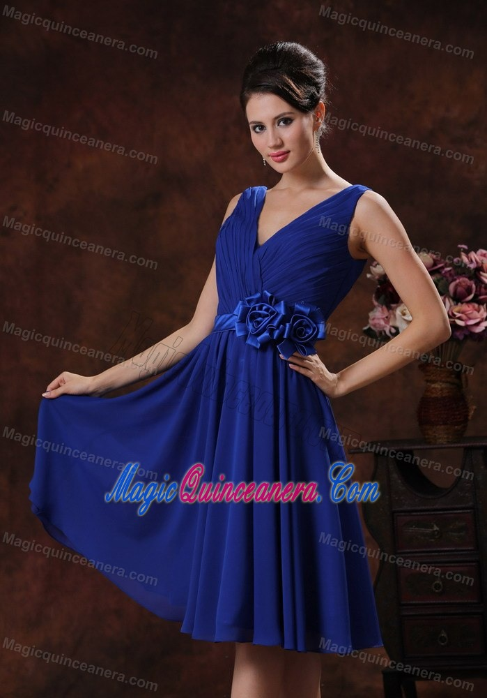 Royal Blue Shirt For Women