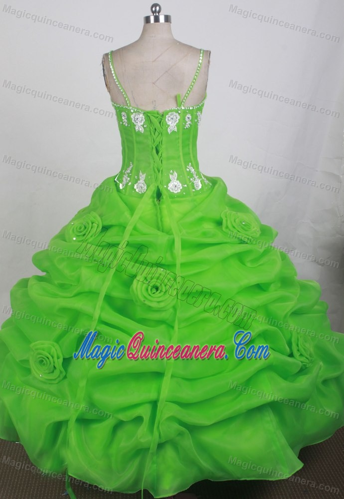 the gallery for gt neon green quinceanera dresses 2014