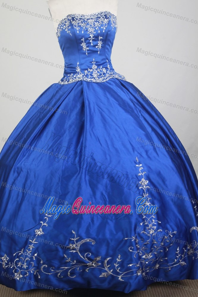 Black And Royal Blue Quinceanera Dresses | www.imgkid.com ...
