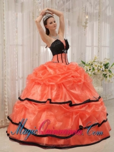Perfect Quinceanera Dresses Colourful Ball Gown Strapless With Beading