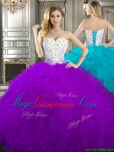 White And Purple Quinceanera Dresses | White And Purple 15 Dresses ...