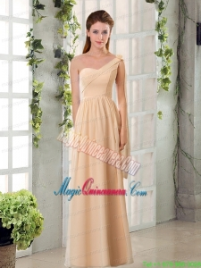 2015 Empire Chiffon Mother Dresses with Ruching