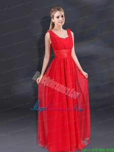 Empire Straps 2015 Beautiful Mother Dress for Quinceanera