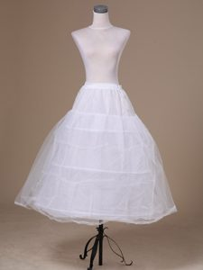 A-lineTulle Floor-length Low Price Wedding Petticoat