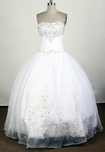 Elegant Pure Color Sweetheart Sweet 16 Dress in Massachusetts